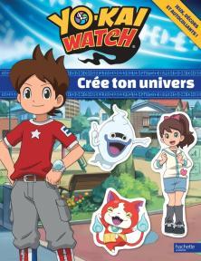 Yokaï Watch - Crée ton univers Yokaï