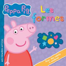 Peppa Pig - Les formes