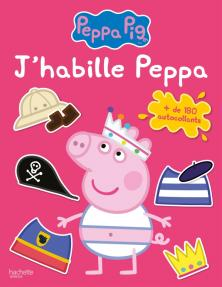 Peppa Pig - Activités j'habille Peppa