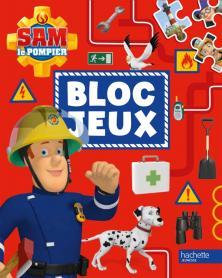 Sam le pompier - Bloc jeux