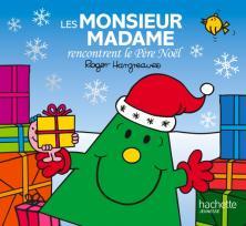 Les Monsieur Madame rencontrent le Père Noël