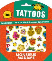 Monsieur Madame - Tattoos