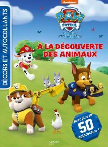 Pat'Patrouille- Décors et autocollants- Les animaux