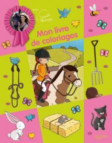 Mon livre de coloriages Sophie Thalmann