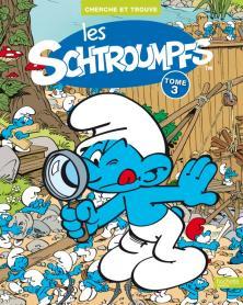 Cherche et trouve les Schtroumpfs n°3