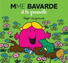 Mme Bavarde et la grenouille