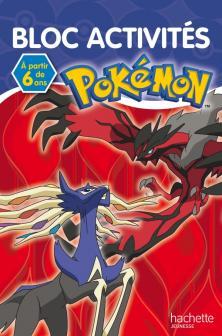 Bloc Activités Pokémon - 6 ans
