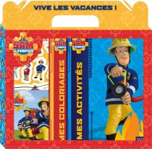 Sam le pompier - Ma valisette Vive les vacances