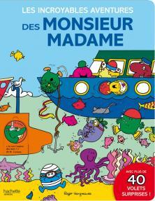 Les folles aventures des Monsieur Madame