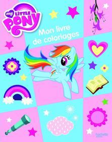 Mon livre de coloriage My Little Pony
