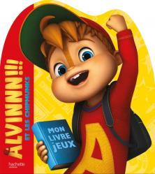 Alvin et les Chipmunks - Mon livre de jeux