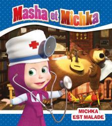 Masha et Michka - Michka est malade