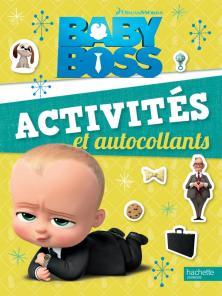 Baby Boss - Activités et autocollants