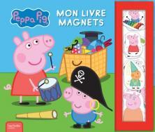 Peppa Pig - livre magnets