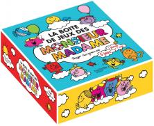 Monsieur Madame / La boîte de jeux des Monsieur Madame