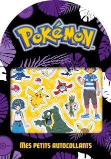 Pokemon - Mes petits autocollants Alola