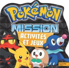Pokemon - Mission activités