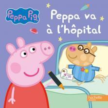 Peppa Pig va à l'hôpital