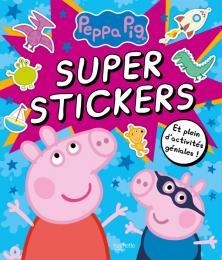 Peppa Pig - Super stickers
