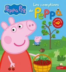 Peppa Pig - Les comptines de Peppa