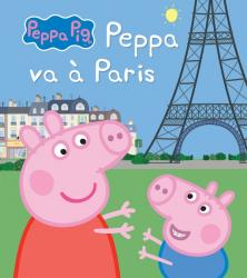 Peppa Pig - Peppa à Paris