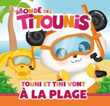 Titounis -  Touni et Tini vont à la plage