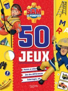 Sam le pompier - 50 jeux