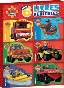 Sam le pompier - Coffret 6 véhicules