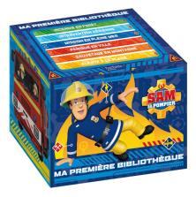 Sam le pompier - Ma première bibliothèque NED