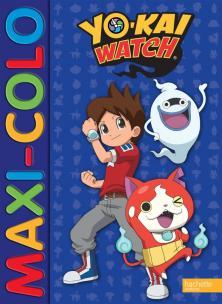 Yo-Kaï Watch - Maxi colo