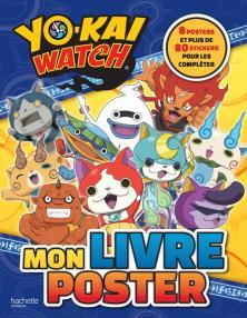 Yo-Kai Watch - Livre posters