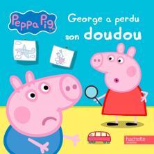 Peppa Pig - George a perdu son doudou