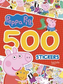 Peppa Pig - 500 stickers
