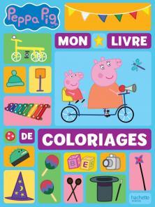 Peppa Pig - Mon livre de coloriages
