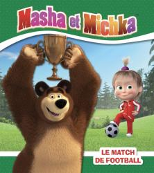 Masha et Michka - Le match de football
