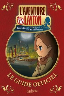 L'Aventure Layton - Guide officiel