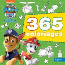 La Pat' Patrouille - 365 coloriages