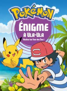 Pokémon - Énigme à Ula-Ula