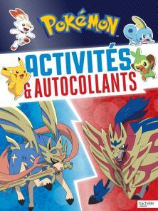 Pokémon - Activités et autocollants
