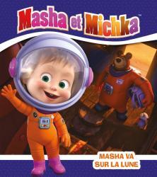 Masha et Michka - Masha va sur la lune