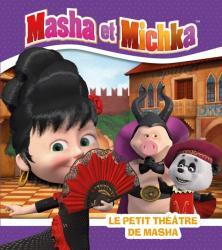 Masha et Michka-Le petit théâtre de Masha