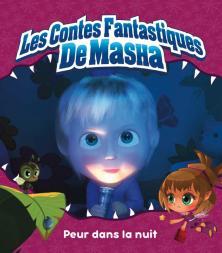Masha et Michka - Peur dans la nuit