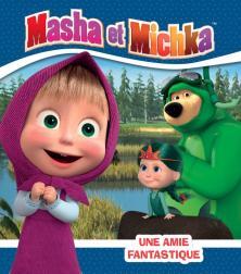 Masha et Michka - Une amie fantastique