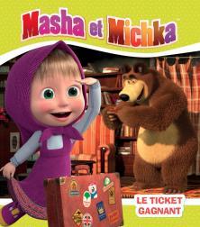 Masha et Michka - Le ticket gagnant