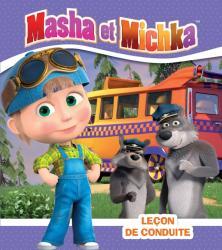 Masha et Michka - Leçon de conduite