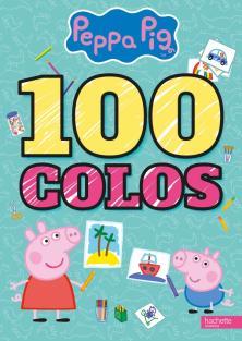 Peppa Pig-100 colos