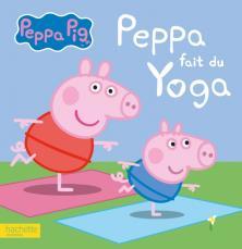 Peppa Pig-Peppa fait du yoga