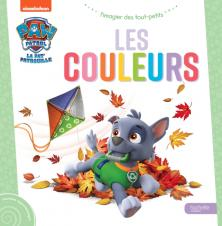 Pat' Patrouille - L'imagier des tout-petits - Les couleurs