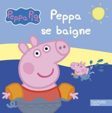 Peppa Pig-Peppa se baigne