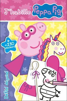 Peppa Pig - J'habille - Défilés déguisés